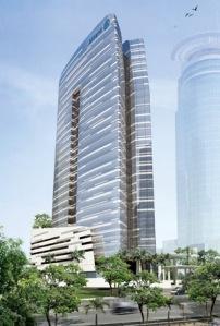 Allianz tower indonesia