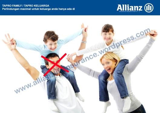 asuransi jiwa allianz tapro family 1