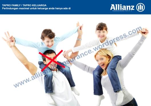 asuransi jiwa allianz tapro family 1