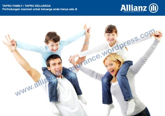 Perlindungan untuk seluruh keluarga dari asuransi jiwa allianz